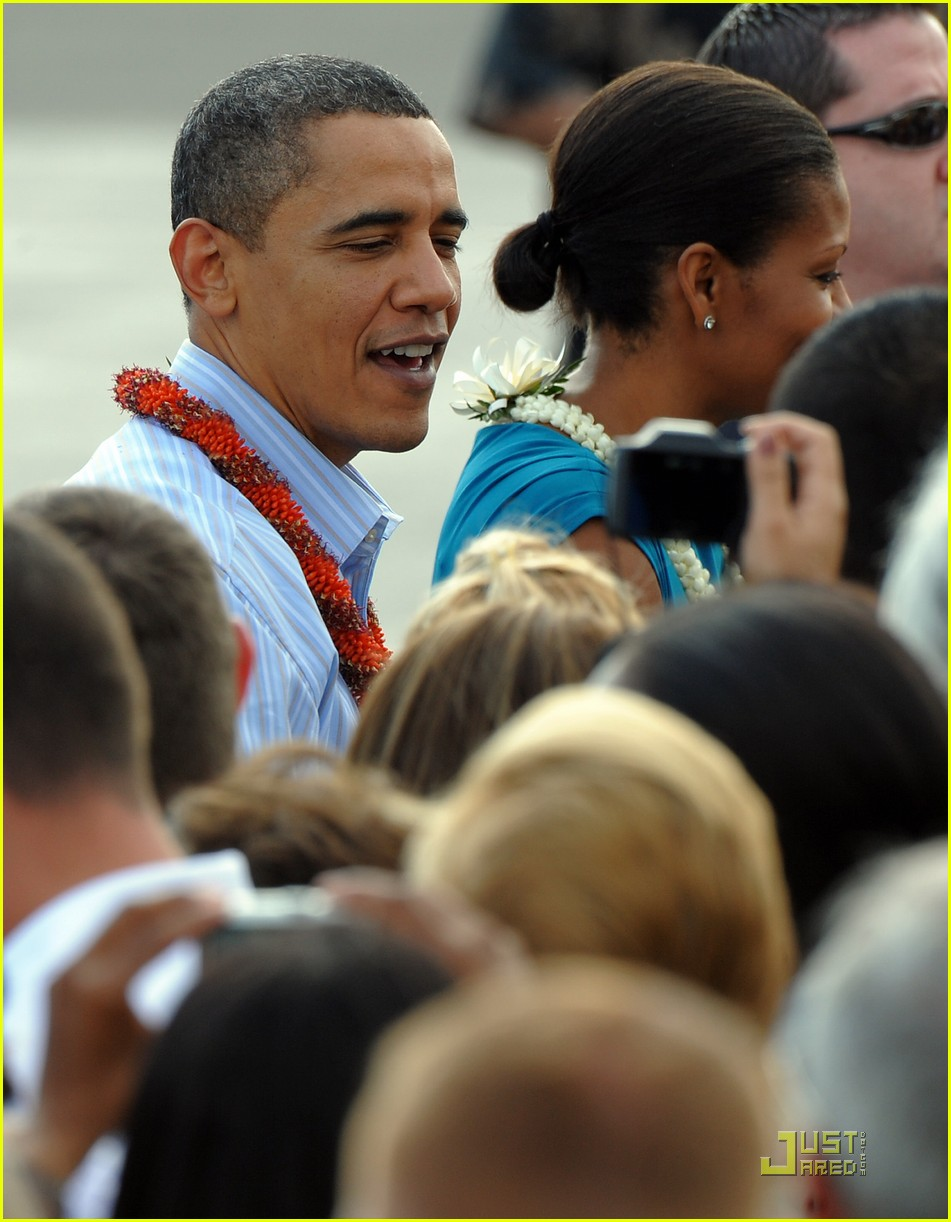 michelle obama hawaii 062404747