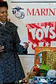michelle obama toys for tots 10