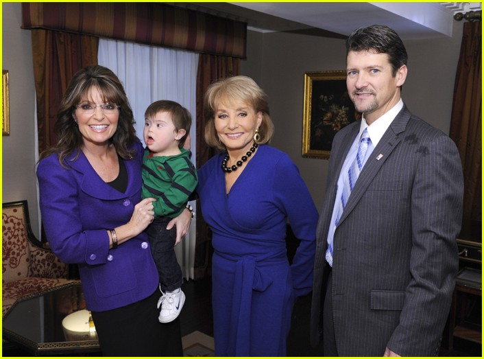 barbara walters most fascinating people sarah palin 042392001
