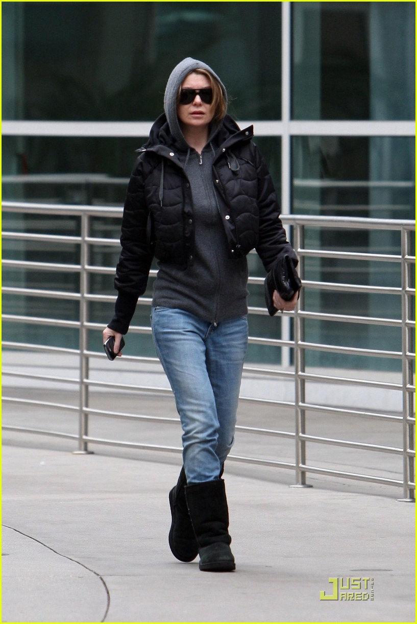 ellen pompeo blacks out 10
