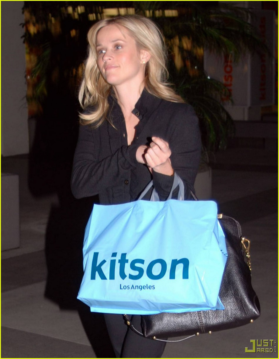 reese witherspoon single shopping kitson 082402455