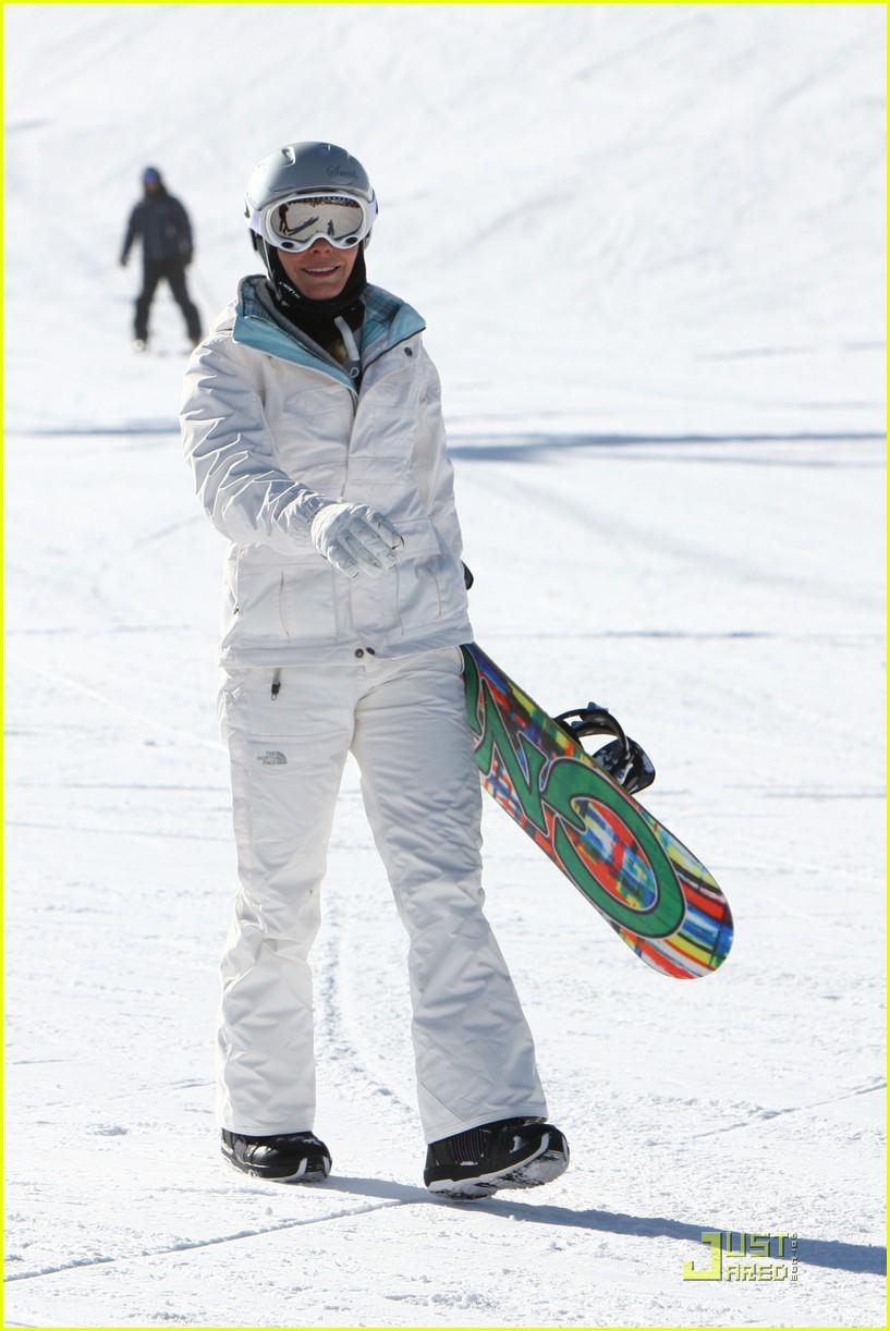 leann rimes eddie cibrian snowboarding sweethearts 10