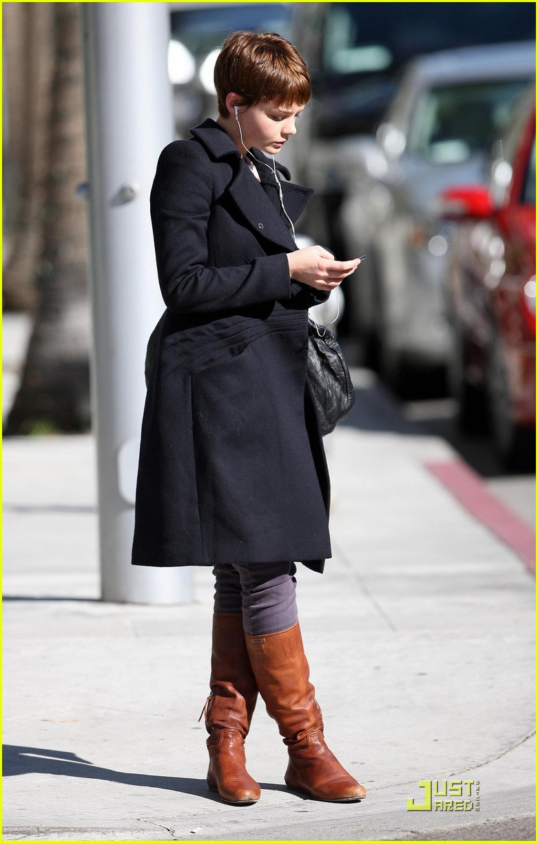 shia labeouf carey mulligan hang in hollywood 102403032