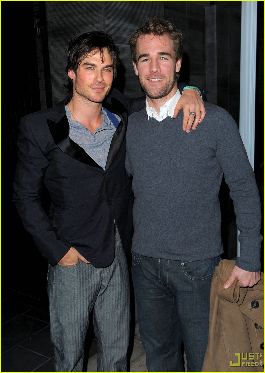 ian somerhalder golden globes party 042401384