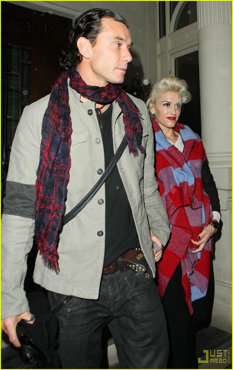 Gwen Stefani & Gav... Gwen Stefani