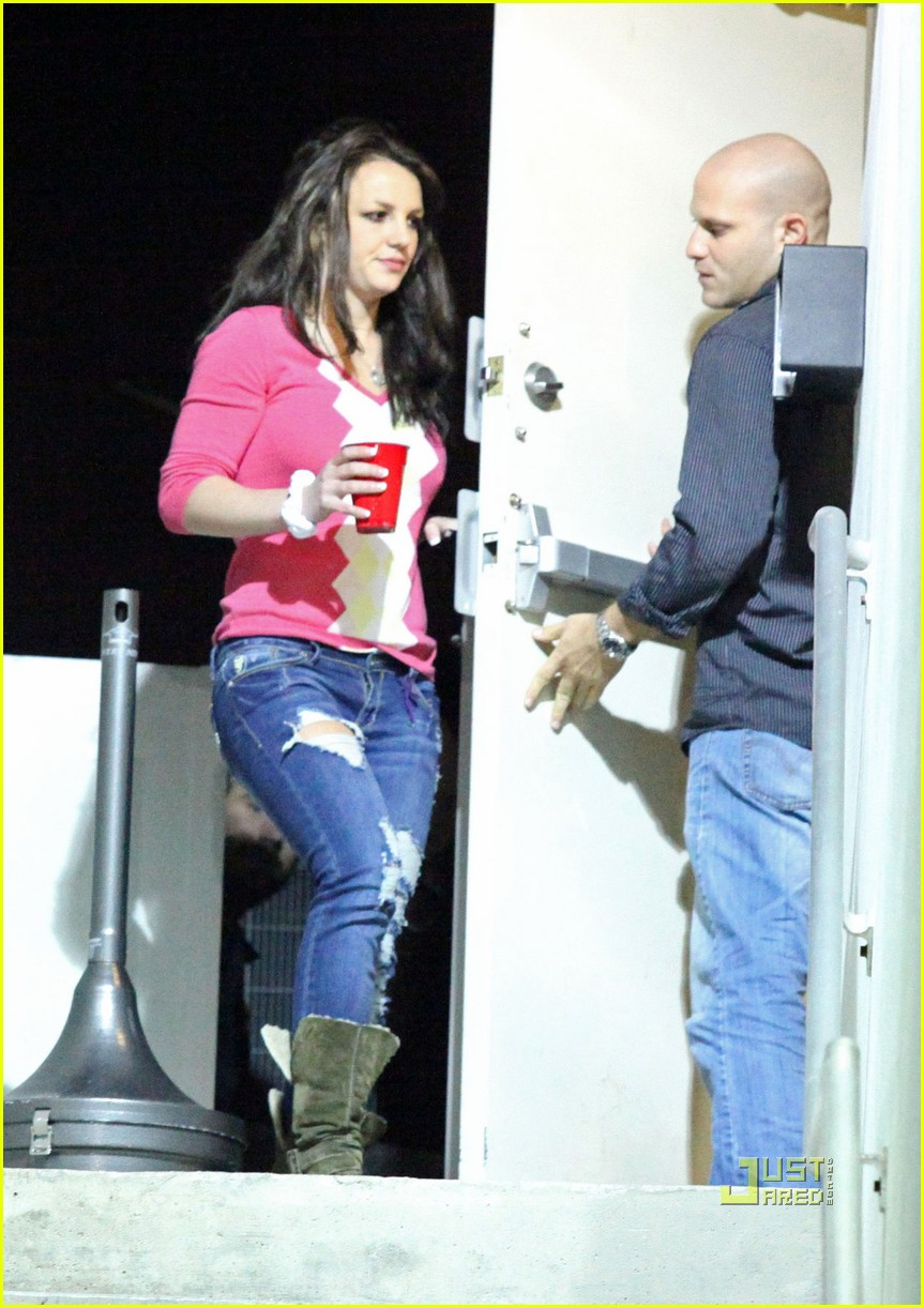 britney spears miami recording 05