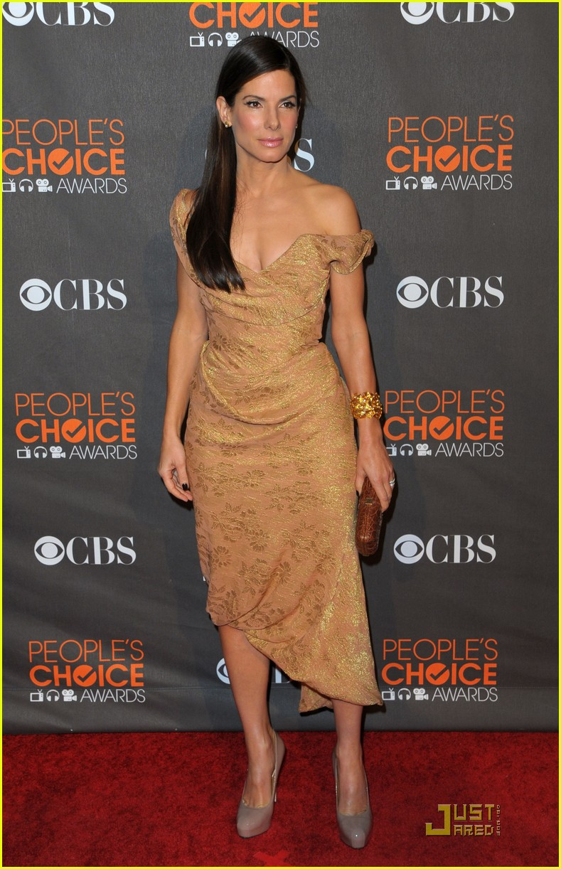 sandra bullock peoples choice 2010 152406534