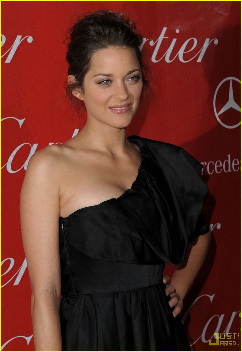 marion cotillard 2010 palm springs international film festival 10