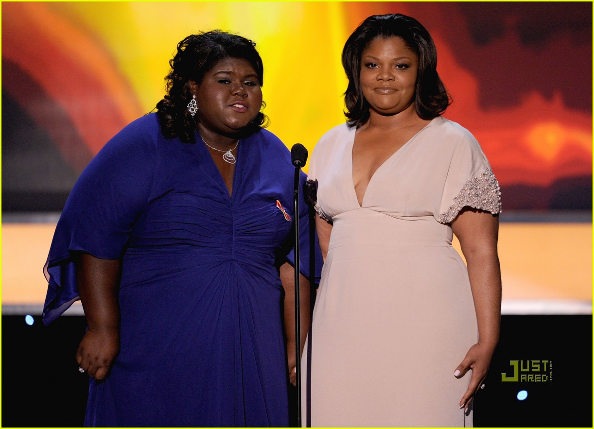 gabourey sidibe 2010 sag awards 022411031