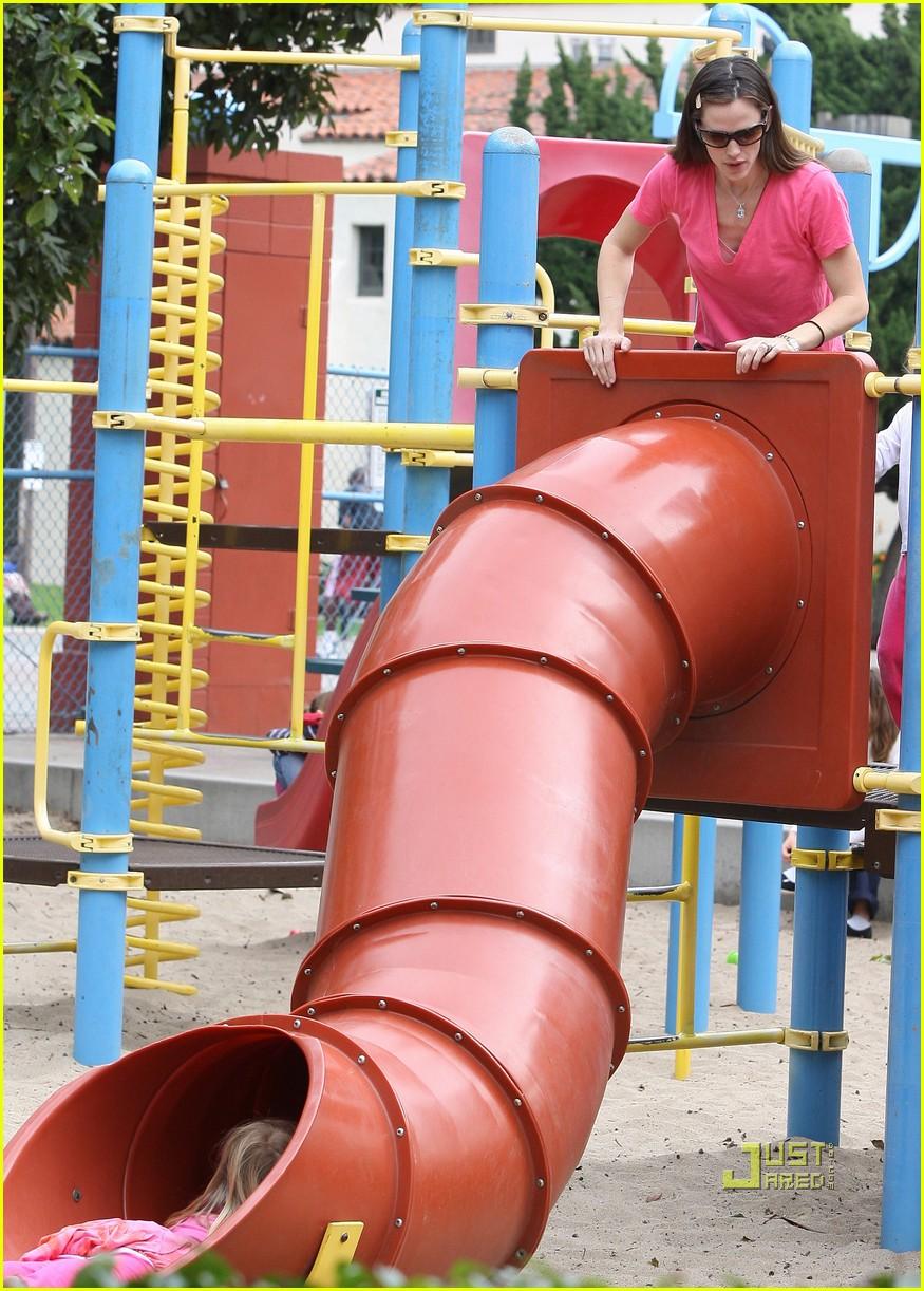 jennifer garner ben affleck seraphina violet park 182409884