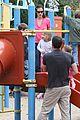 jennifer garner ben affleck seraphina violet park 17