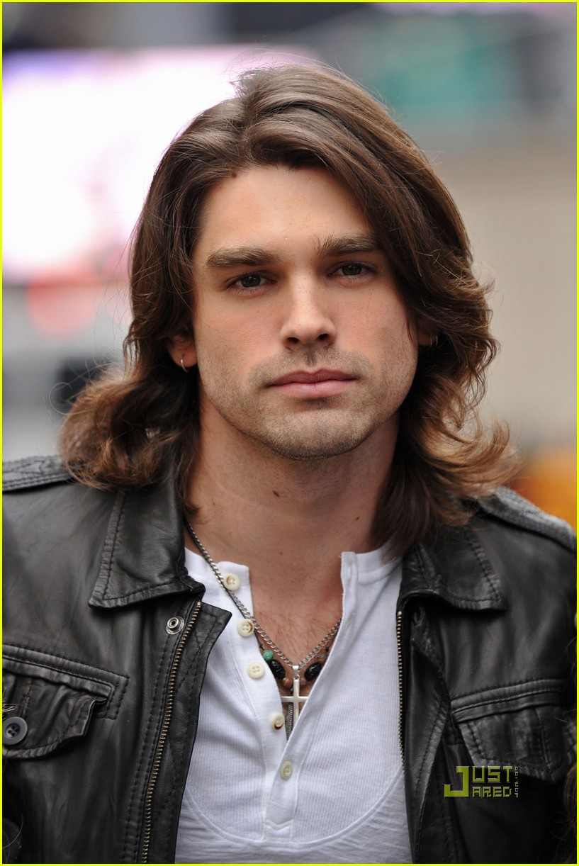 justin gaston if i can dream 012410459
