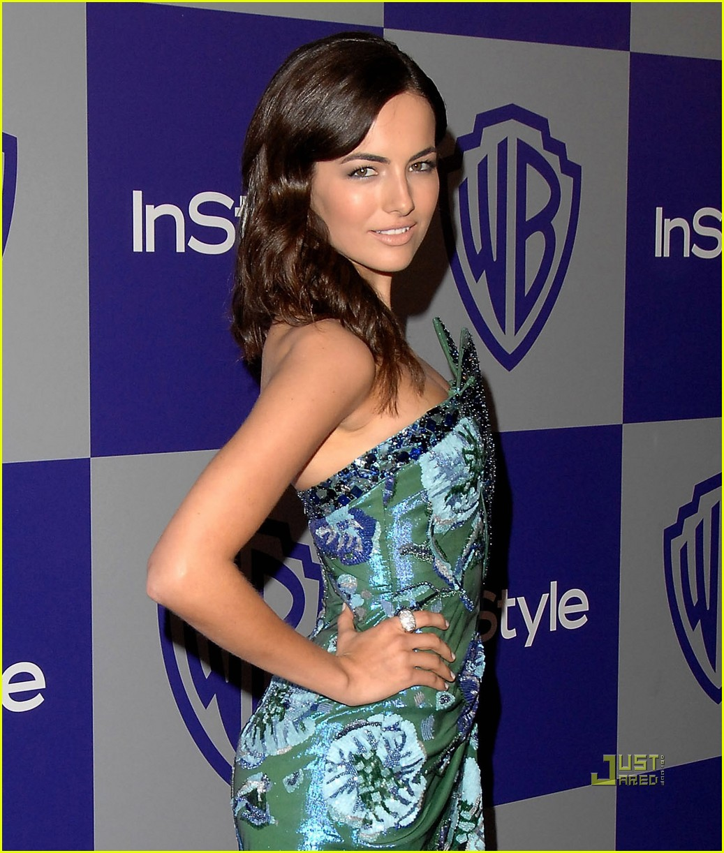 camilla belle golden globes 2010 after party 022409638