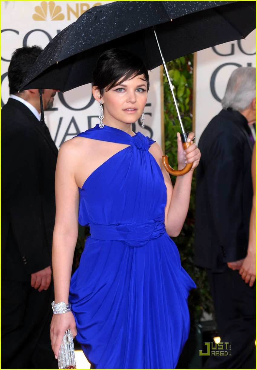 ginnifer goodwin golden globes 2010 012409114
