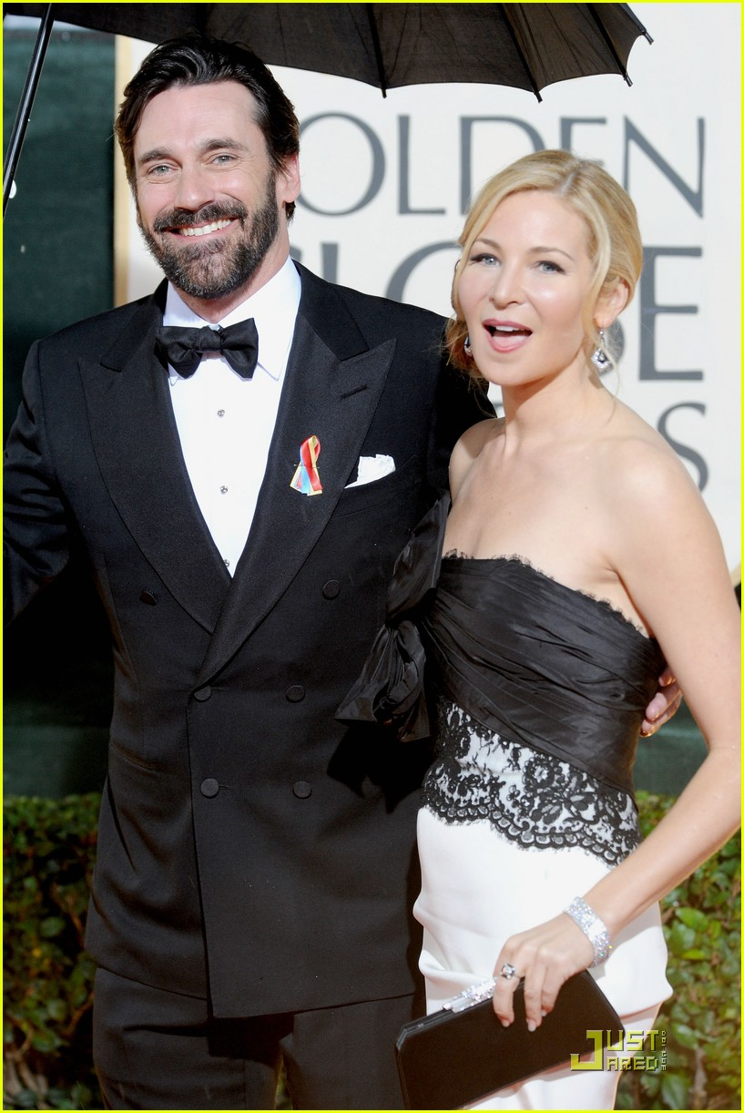 mad men wins top honors jon hamm still bearded 022409848