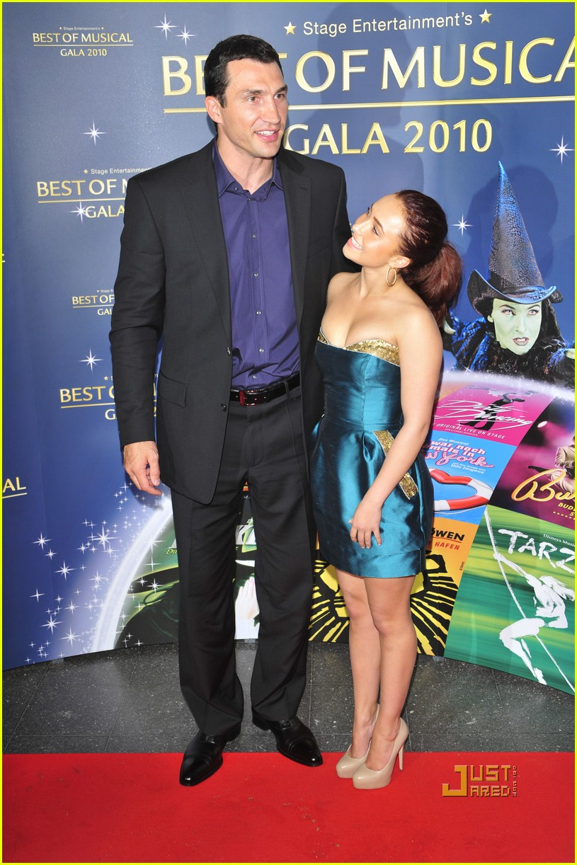 Klitschko canceled the wedding with Panettiere 03/14/2010