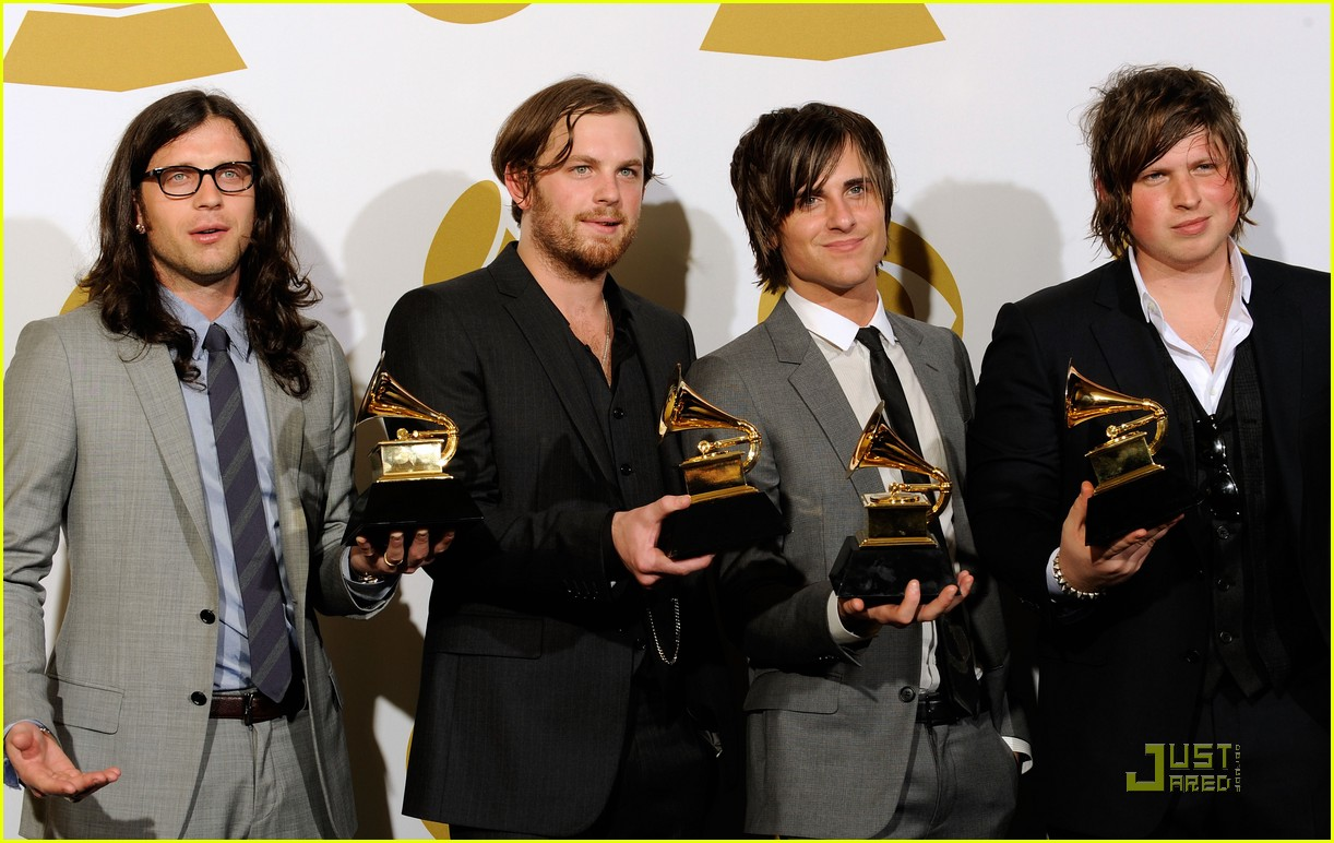 kings of leon grammys record of the year 012413211