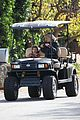 matthew mcconaughey levi golf cart kay 12