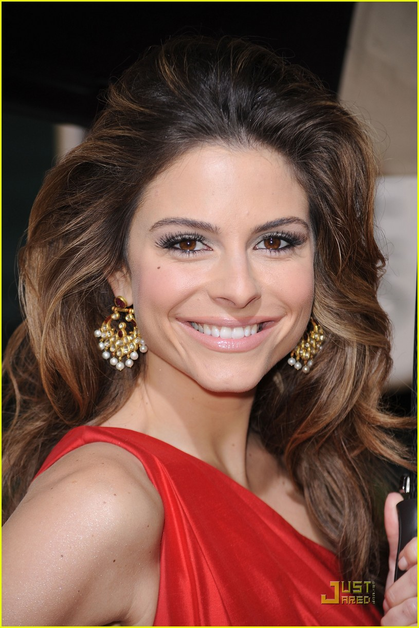 maria menounos golden globes 2010 03