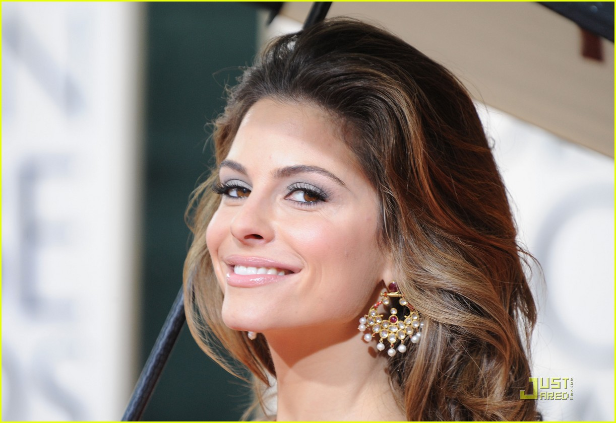 maria menounos golden globes 2010 062409086