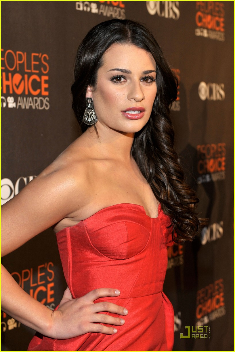 lea michele peoples choice 04