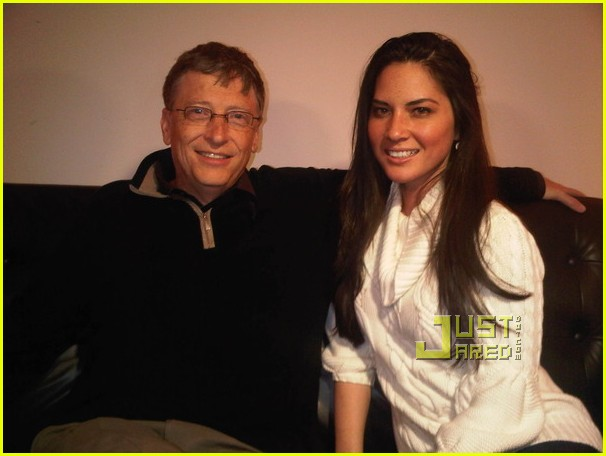 olivia munn bill gates bing bffs 01