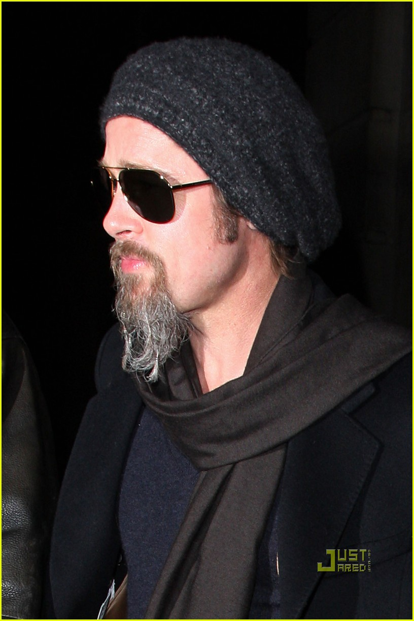 Brad Pitt   Angelina Jolie  Midtown Mates  Photo 2406488  76222573361