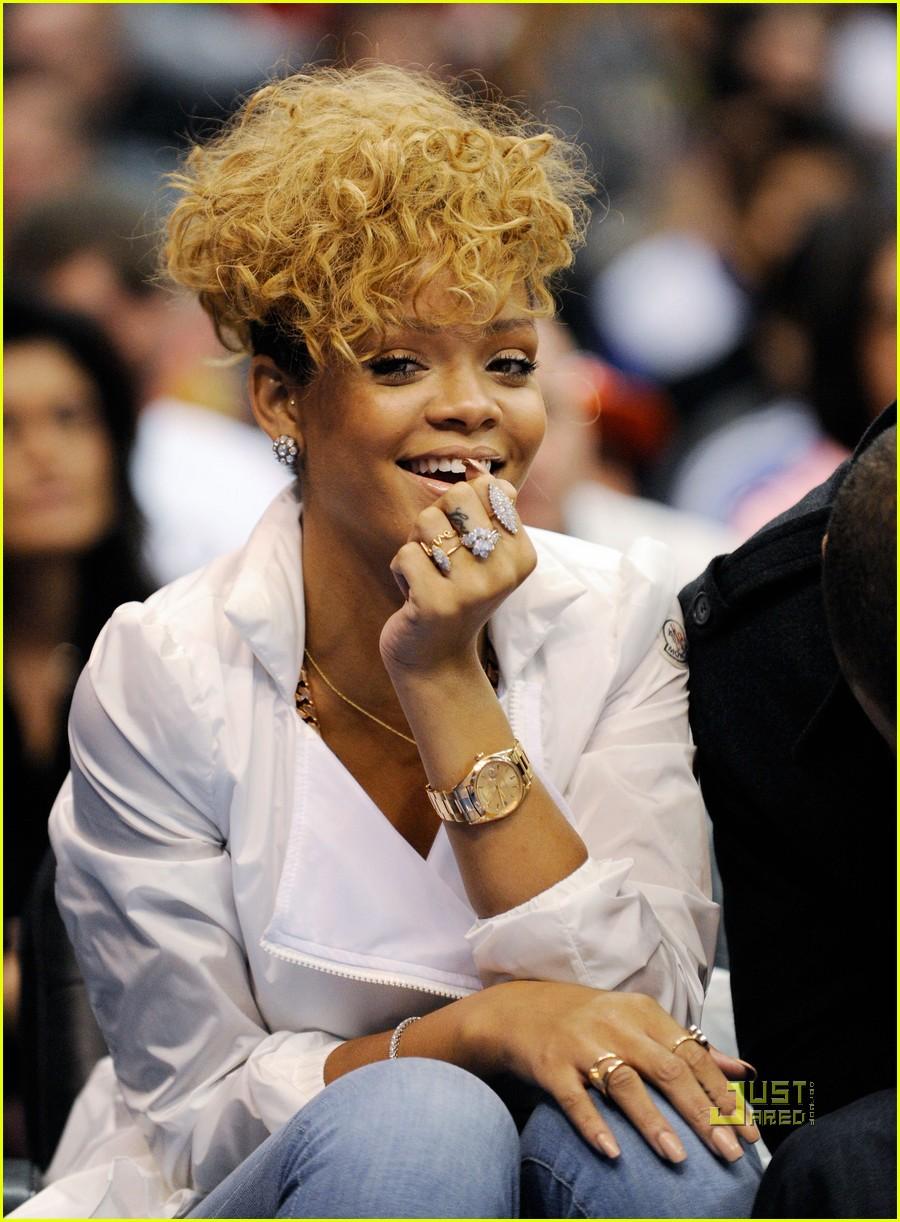 Rihanna Matt Kemp Clippers Couple Photo 2408898 Matt Kemp