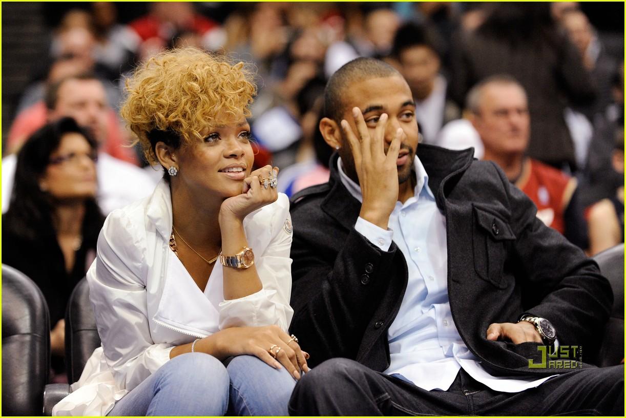 Rihanna Matt Kemp Clippers Couple Photo 2408900 Matt Kemp
