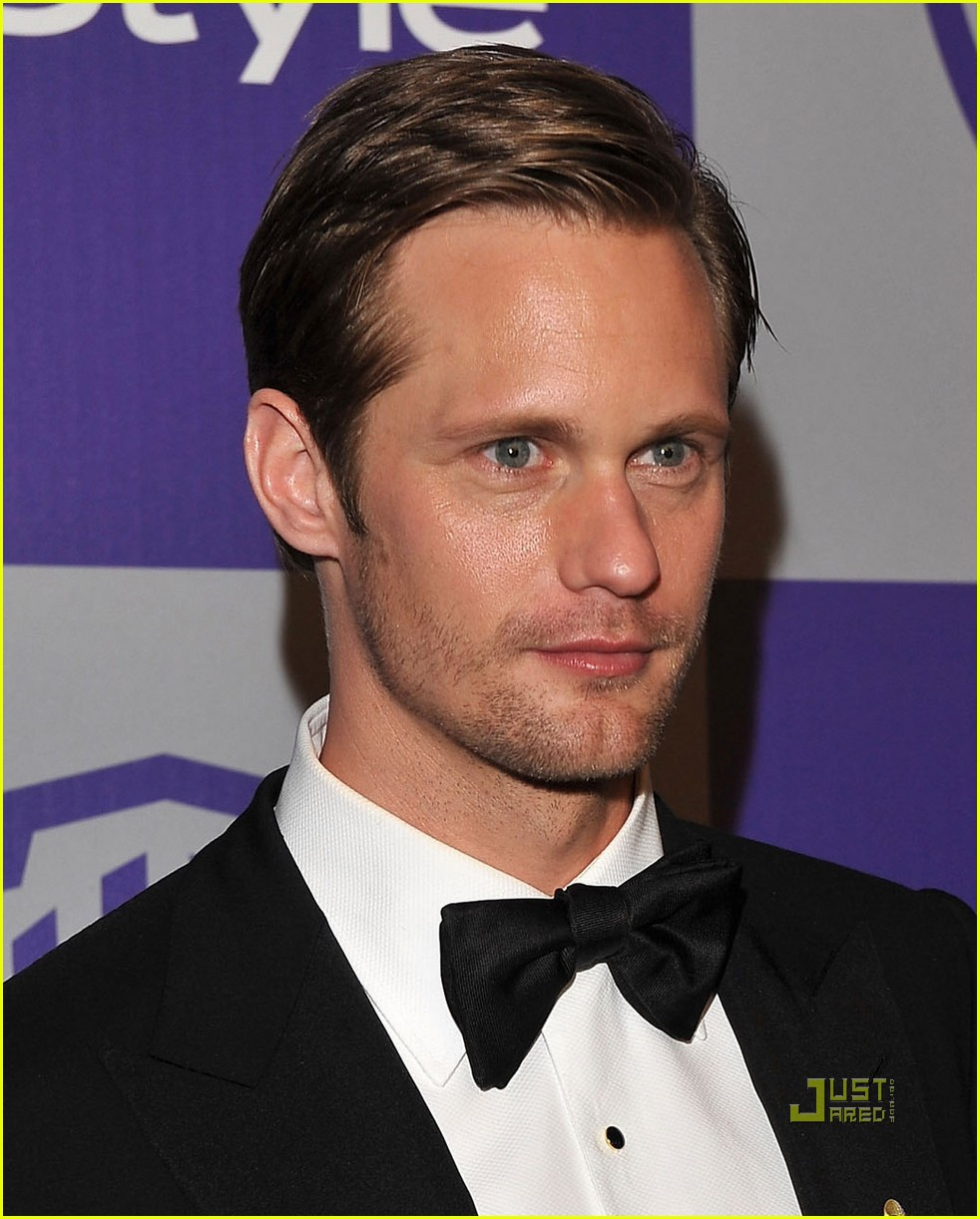 alexander skarsgard kate bosworth globes party pda 022410081