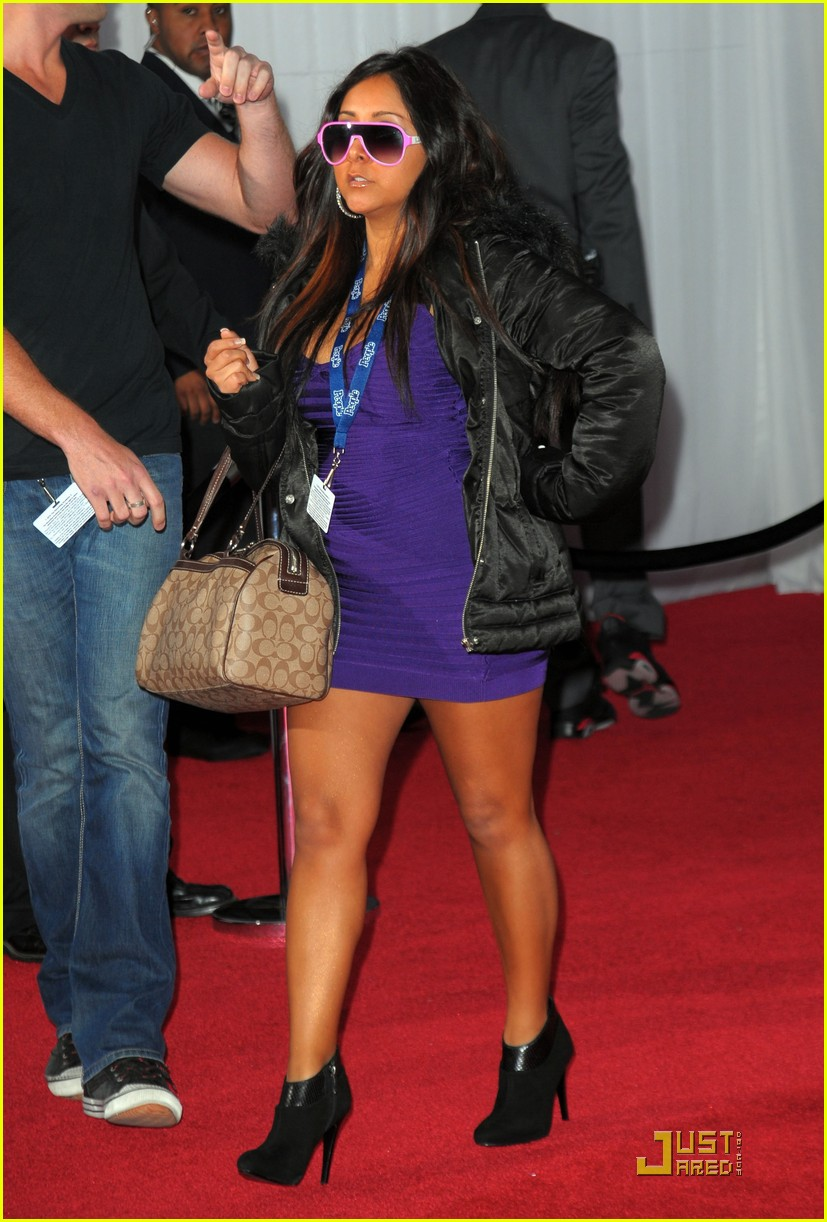 snooki 2010 grammy awards 082412919