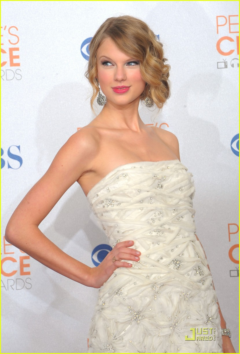 taylor swift peoples choice 2010 10
