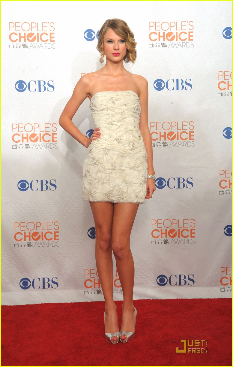 taylor swift peoples choice 2010 182406670