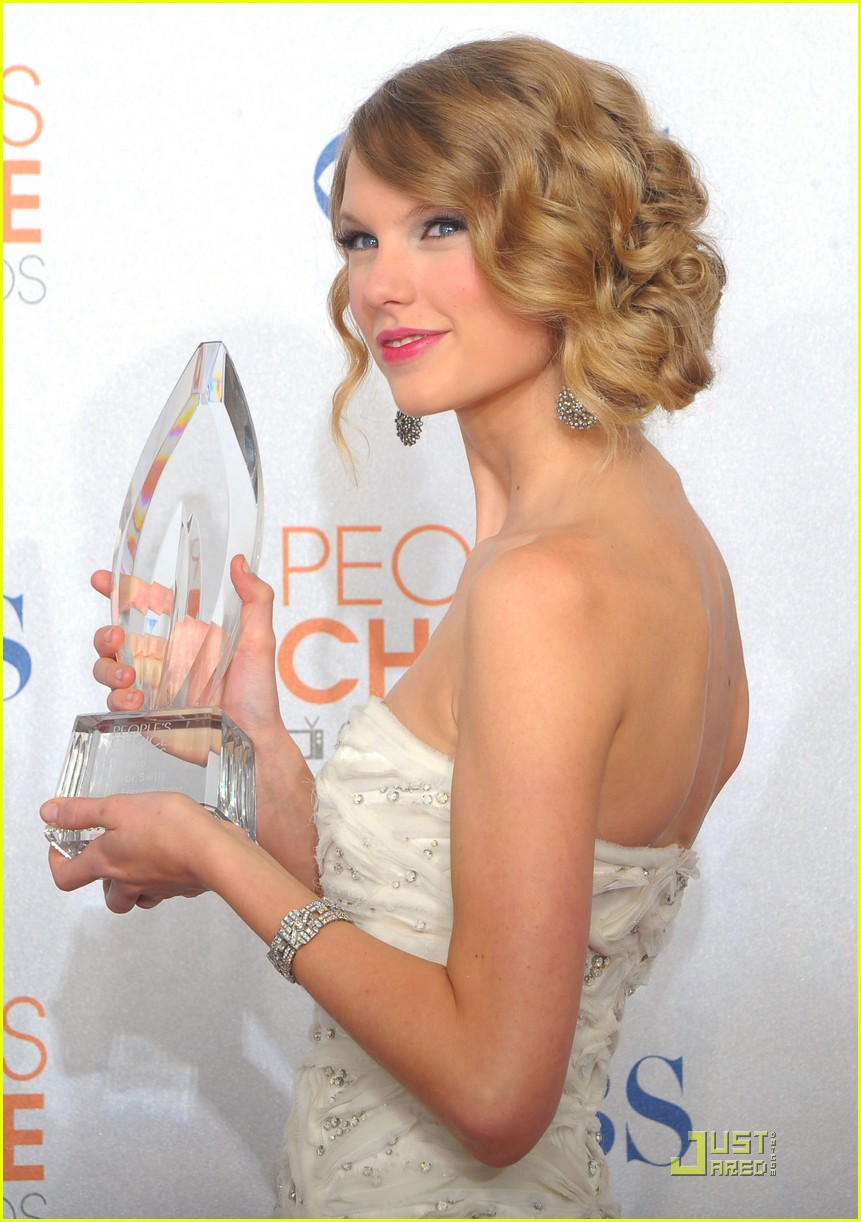taylor swift peoples choice 2010 19
