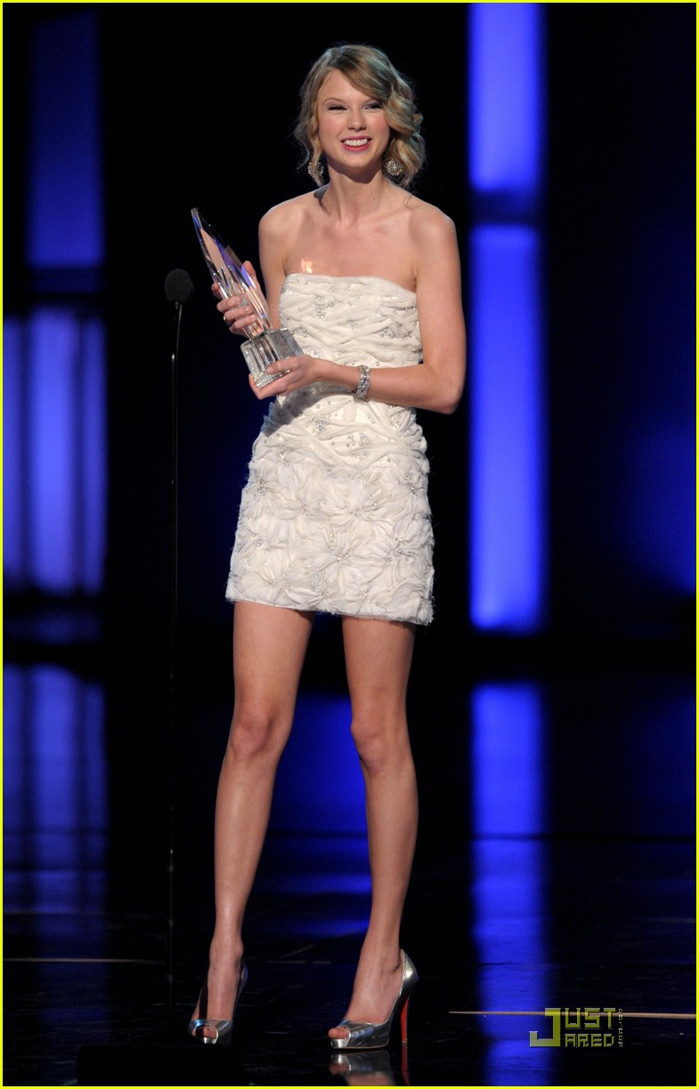taylor swift peoples choice 2010 23