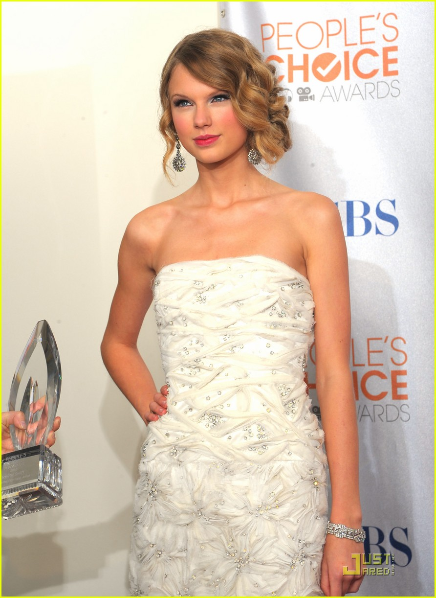 taylor swift peoples choice 2010 282406680