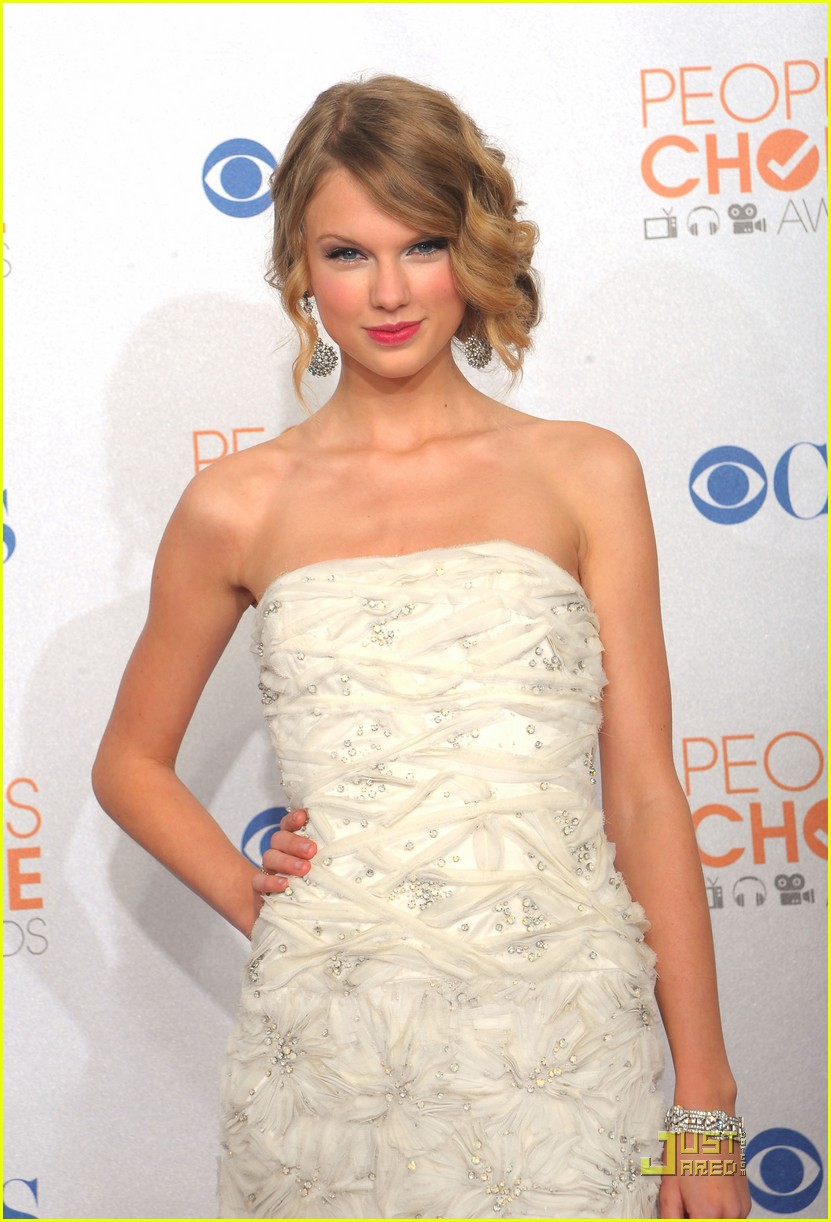 taylor swift peoples choice 2010 292406681