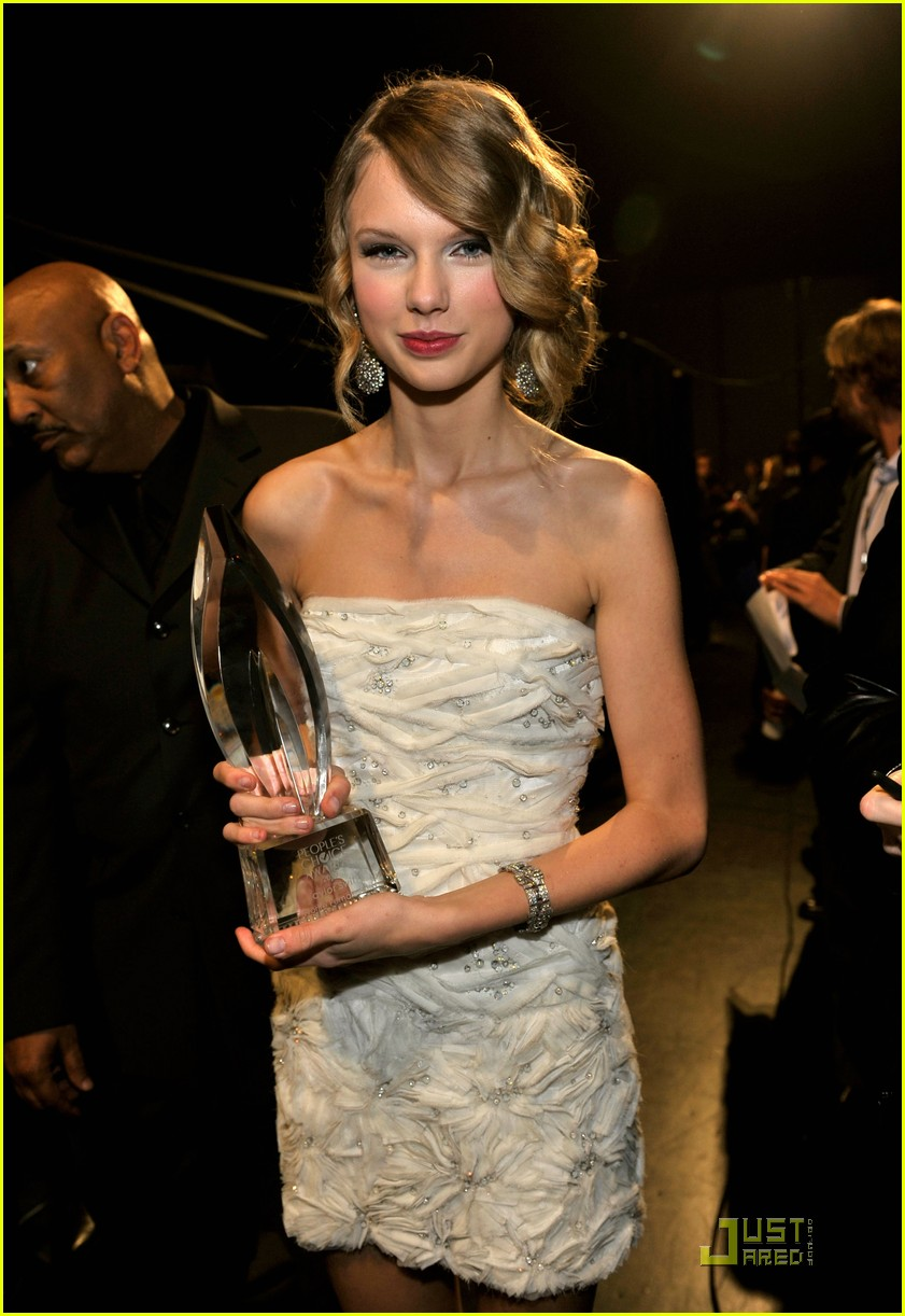 taylor swift peoples choice 2010 30