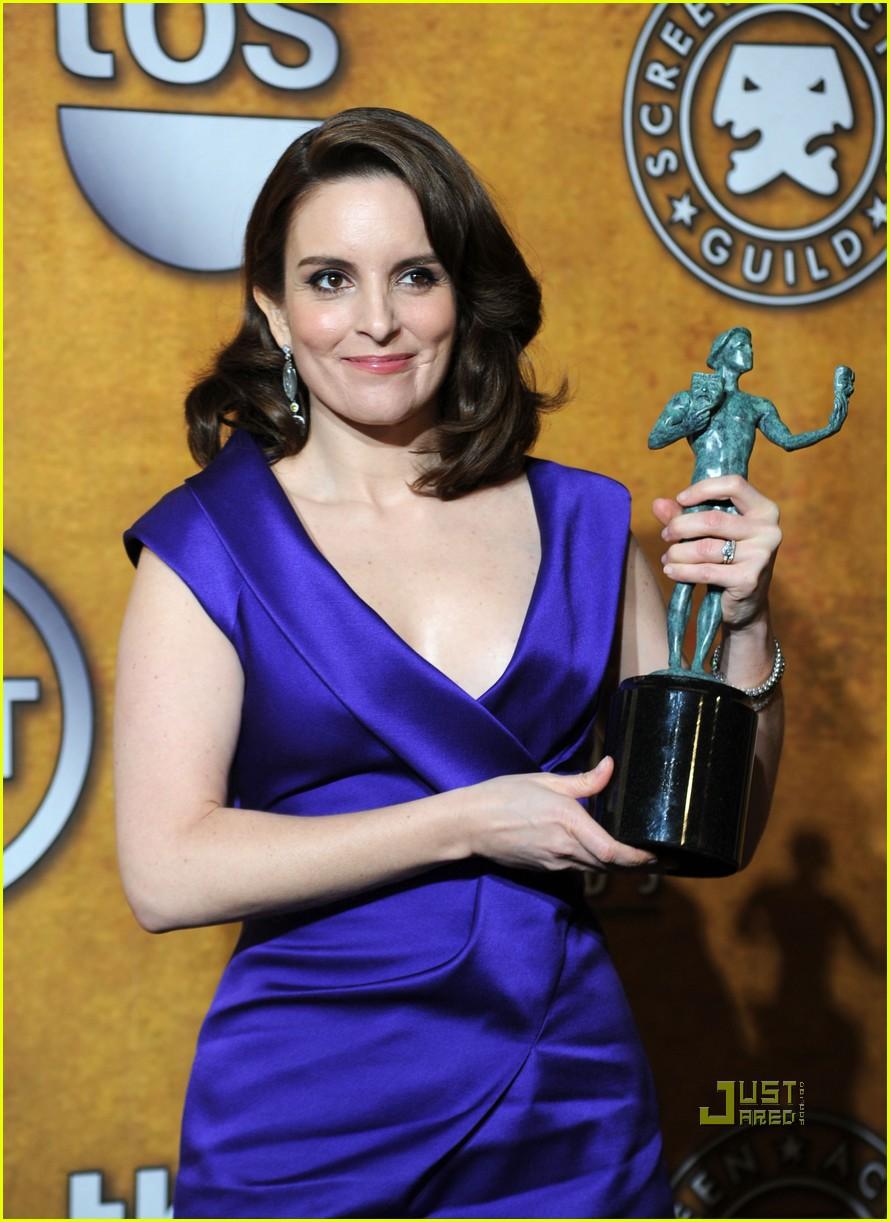 tina fey 2010 sag awards 052411000