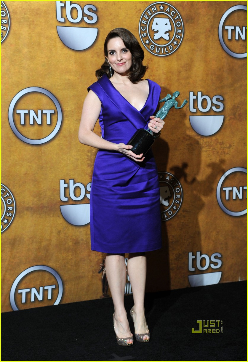 tina fey 2010 sag awards 072411002