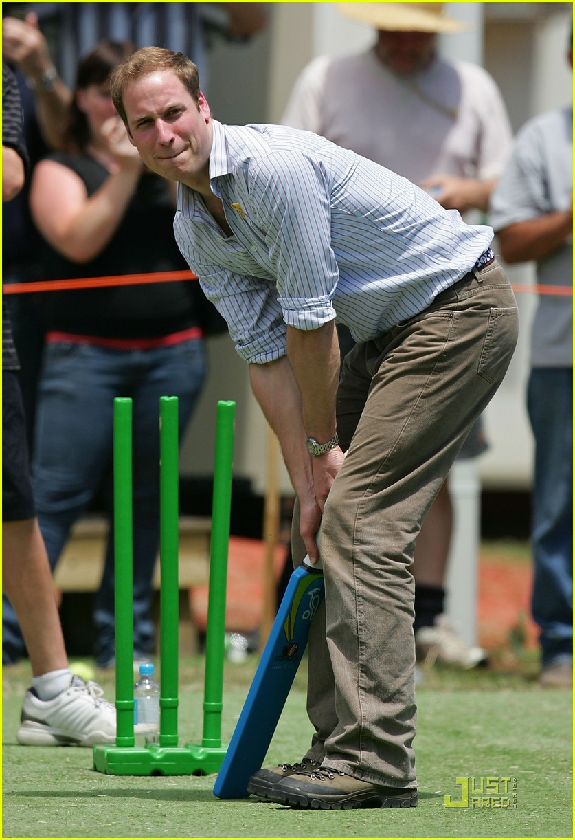 prince william down under 012410547