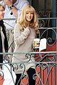 christina aguilera coffee script burlesque set 06