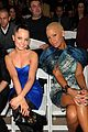 amber rose christian siriano new york fashion week 10