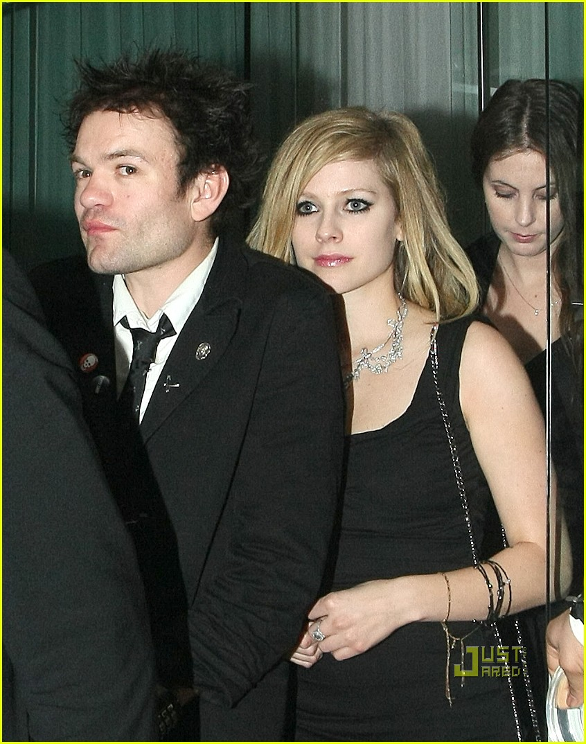 Your place avril lavigne deryck whibley pity, that