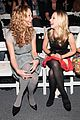 kristen bell tracy reese fashion show 06
