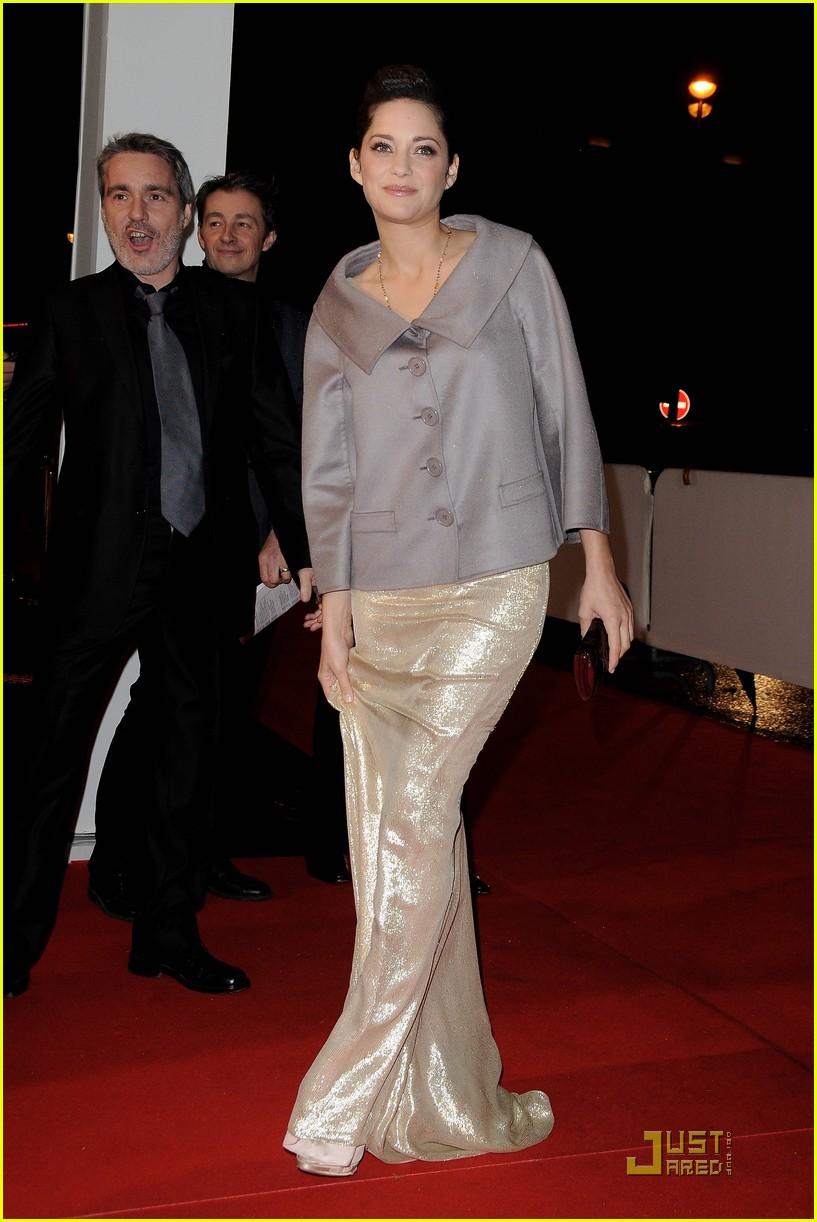 marion cotillard cesar film awards 2010 112430834