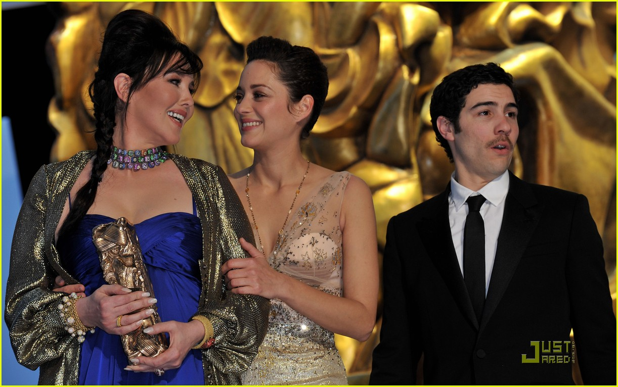 marion cotillard cesar film awards 2010 142430837