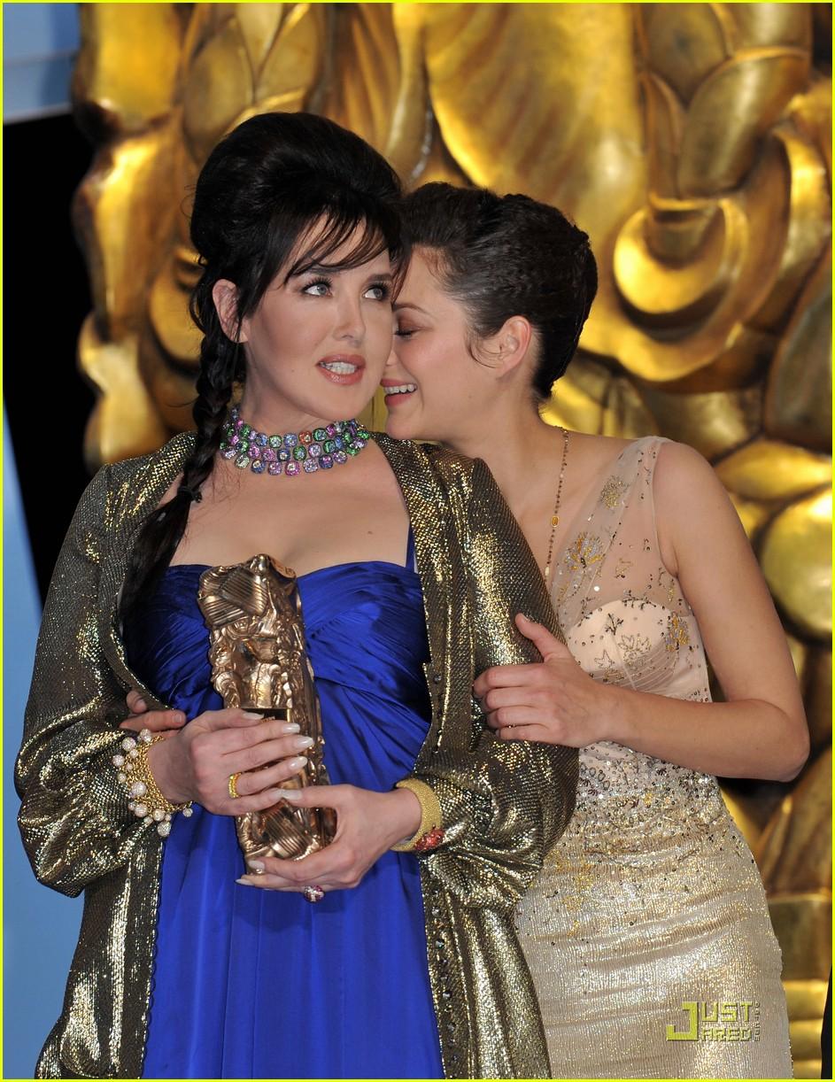 marion cotillard cesar film awards 2010 162430839