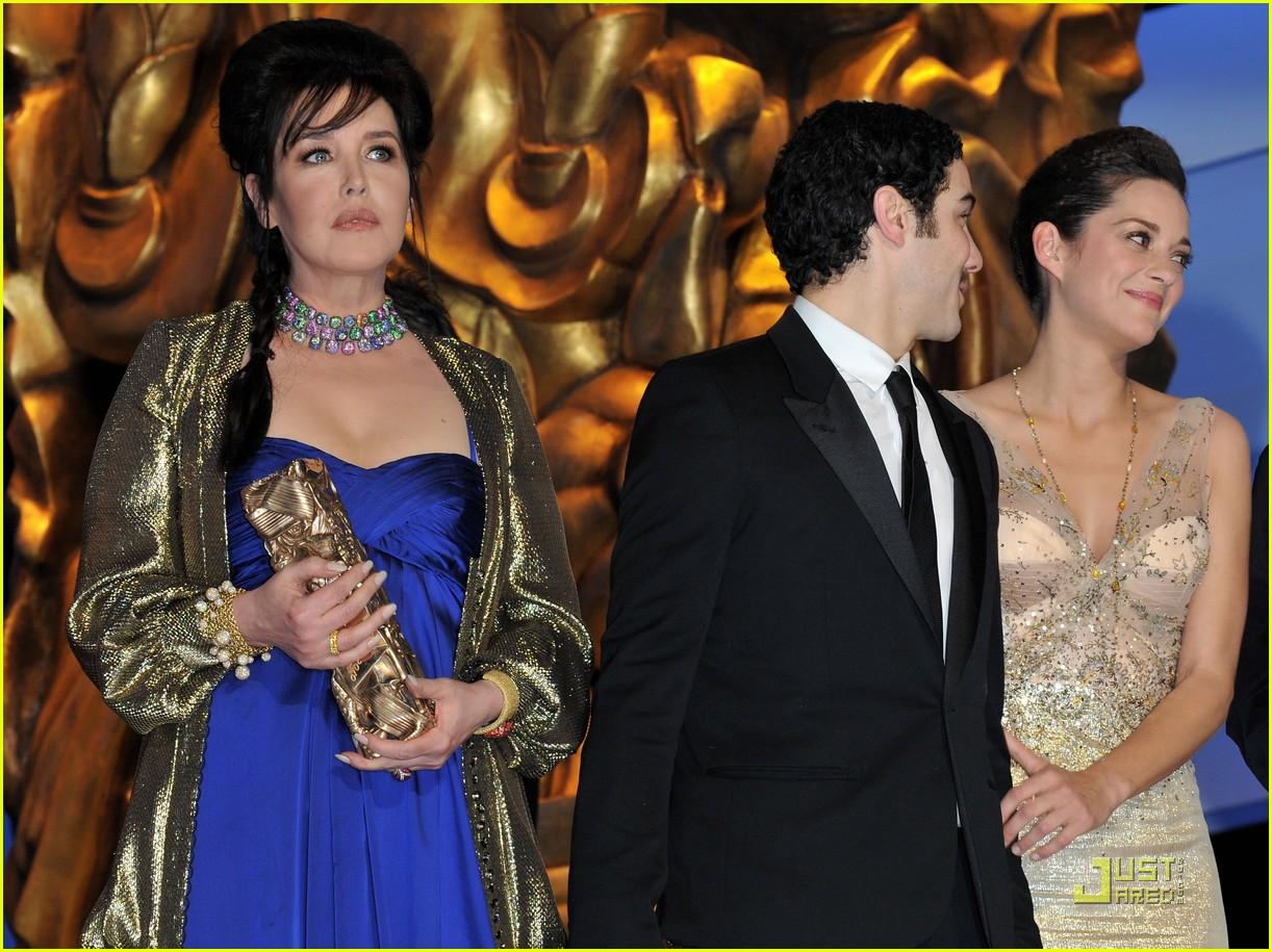 marion cotillard cesar film awards 2010 202430843