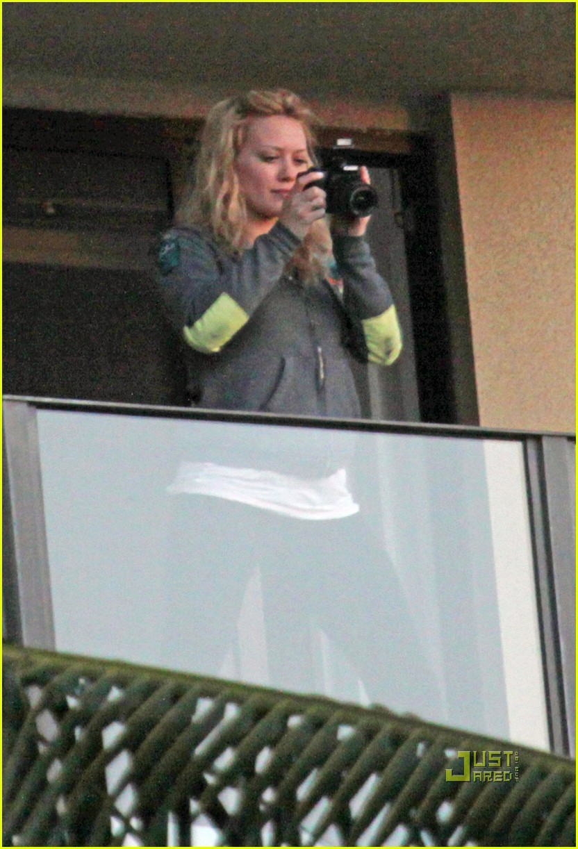hilary duff mike comrie proposal hawaii 14